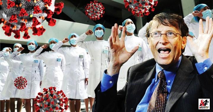 Je to tu! První krok k plošné vakcinaci: Čína vyhlásila povinné testování všech 11 milionů lidí ve městě Wu-han poté, co se objevilo 6 nových případů nákazy COVID-19. Bill Gates tleská