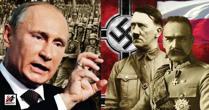 Až vám budou zase lhát, že válku rozpoutal Hitler a Stalin společně: Den po dni, jak to bylo, nejen podle Putinem odtajněných archivů. Infografika volně ke stažení a šíření po sociálních sítích