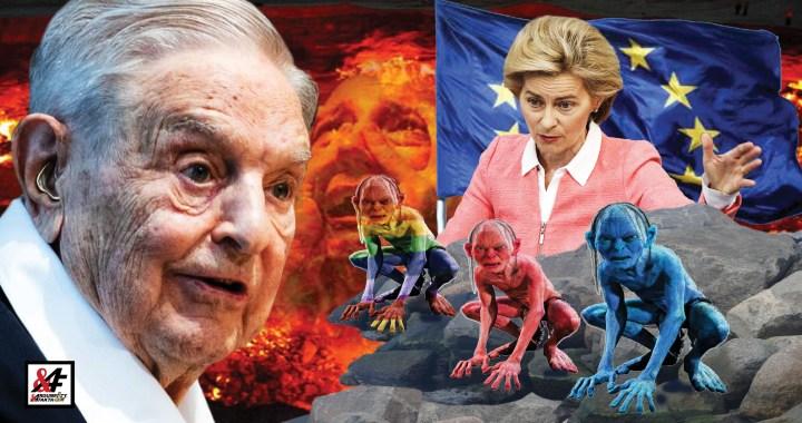 """Už je tady! Soros to vybalil: """"Věčná půjčka! Dáme Evropské unii na boj proti koronaviru bilion euro a ani to nemusí vracet."""" Spojeni na věčné časy. Kdo odejde, zemře. Plán na zapojení migrantů. I na Gretu zbude!"""