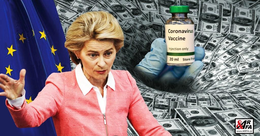 """""""Koronavirus zmizí sám, žádná vakcína není třeba"""", míní špičkový vědec. Zuřivá reakce z Evropské unie, která na """"boj s pandemií"""" sehnala závratných 8 miliard euro za jediný den"""
