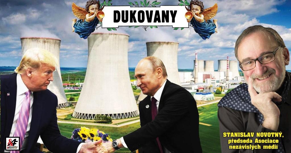 Protiruské sankce dodržují pouze hlupáci a lokajové. V Bulharsku bude stavět jadernou elektrárnu Rusko a USA společně. Glosa: Stanislav Novotný