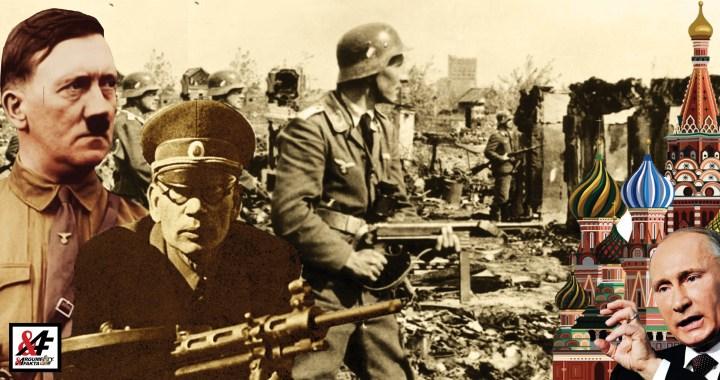 Hořké pokračování příběhu generála Vlasova:  Jeho jméno vymazali z památníku bitvy o Moskvu. Čtěte fascinující příběh zrádce bez hrobu. Unikátní foto z popravy. Rudý ubrus ve stínu šibenice