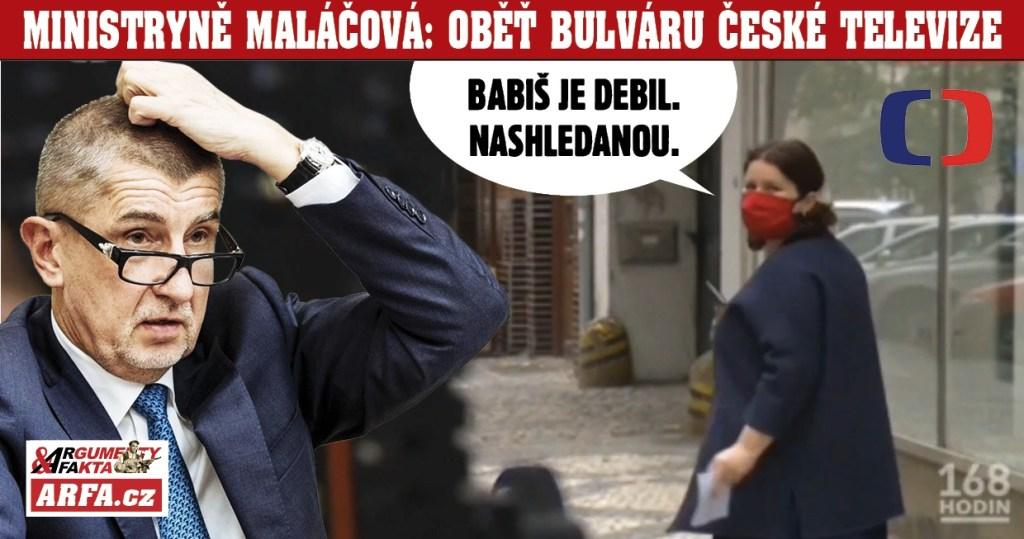"""""""Babiš je debil,"""" míní ministryně Maláčová (ČSSD). Napráskala jí Česká televize, když zveřejnila záznam """"off record"""". Ministr Hamáček (ČSSD) se staví k """"debilovi"""" zdrženlivě. Za debila prý může koronavirus"""