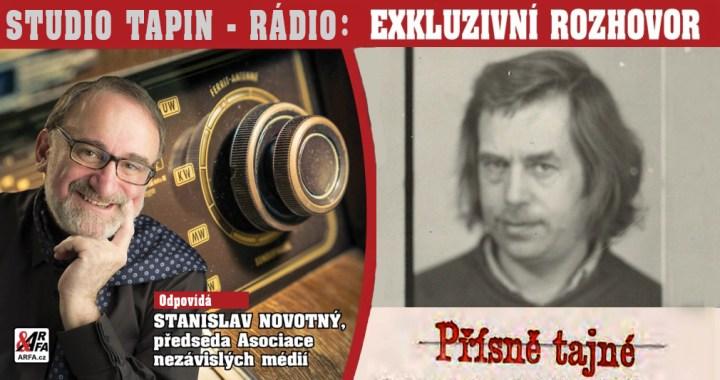 Stanislav Novotný: Havel a StB. Propaganda skřípe jako rozladěné housle. Ze ztráty iluzí vás okamžitě rozbolí hlava.