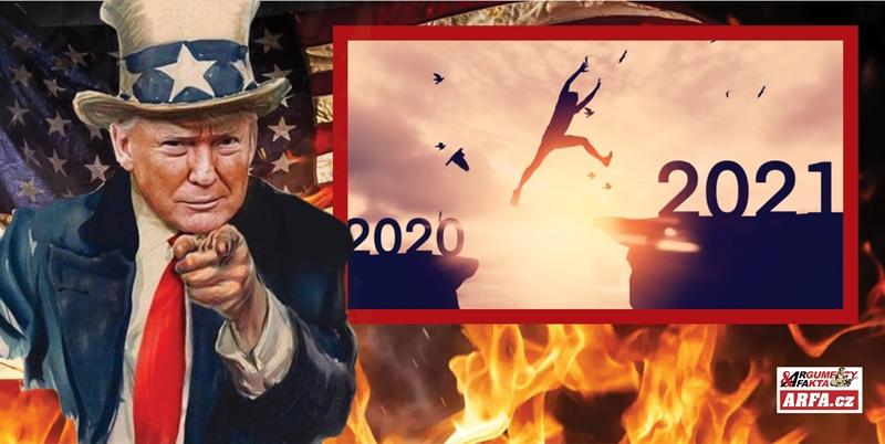 Trump se raduje: Kongres v Pensylvánii odhalil takřka 200 tisíc falešných hlasů a potvrdil podvržené volby. Více voličů, než těch registrovaných. Tajná úprava kódu volebního systému Dominion. Brzy půjde o všechno.