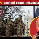 Hrotí se to! Atentát na prezidenta USA? Biden se děsí, že ho zastřelí Národní garda – prý z rozkazu Trumpa! Kapitol uzavřen – stoupal z něj dým! Inaugurace v ohrožení…
