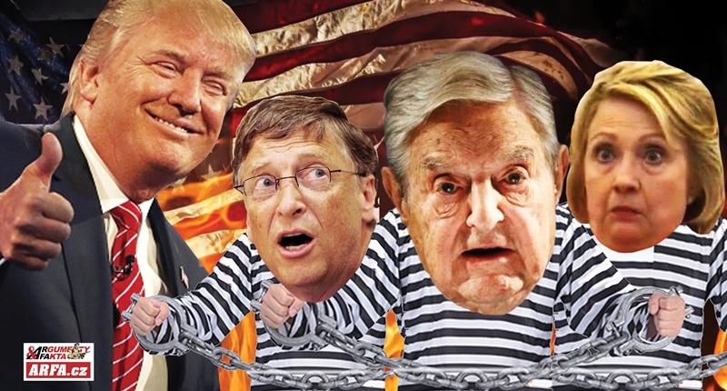 """USA: """"Teď začne hromadné zatýkání. Útok na Kapitol byl jen past. Cílem byly počítače těch, kteří ukradli volby,"""" tak zní poslední verze, která má udržet Trumpa v Bílém domě další čtyři roky a možná déle."""