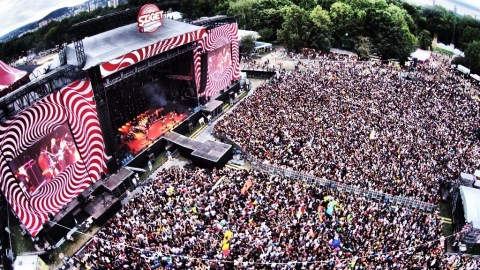 Sziget Music Festival – Budapest, Hungary  ||  Click the title to see more.