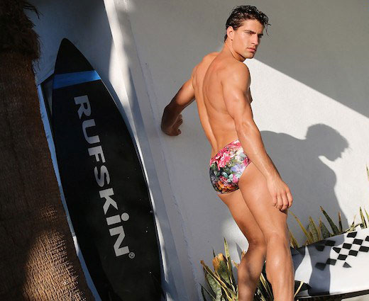 Speedo Models Bum
