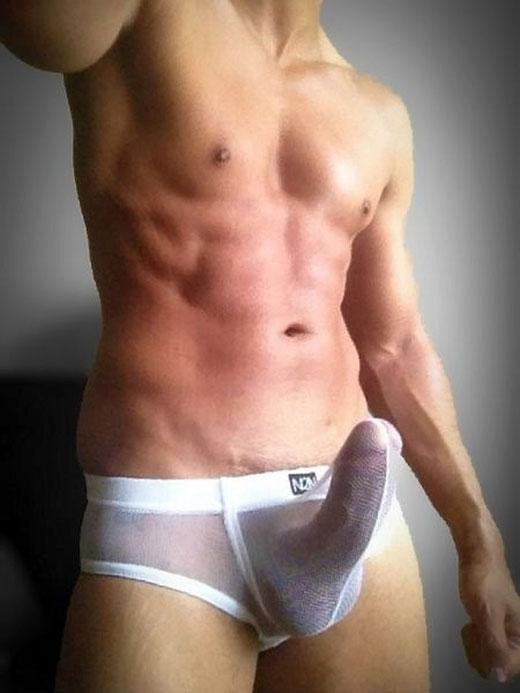 See Through Underwear