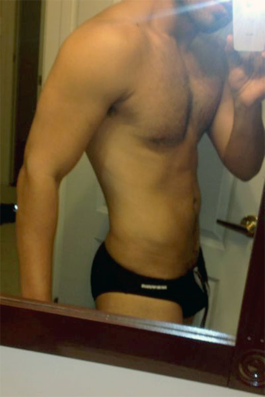 Speedo Self Pic