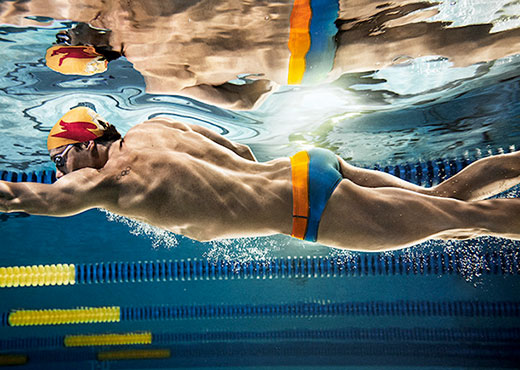 Speedo Swimmer