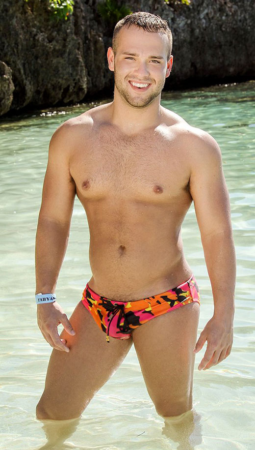 Colourful Speedo