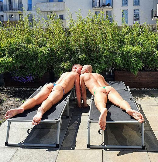 Gay Thong Thursday