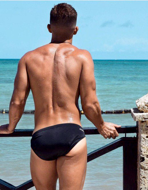 Great Speedo Bum