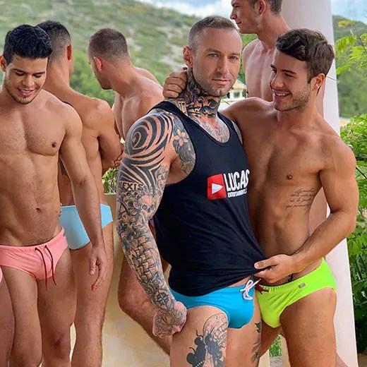 Gay Speedo Porn Stars