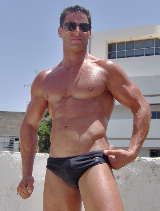 Muscle Speedo