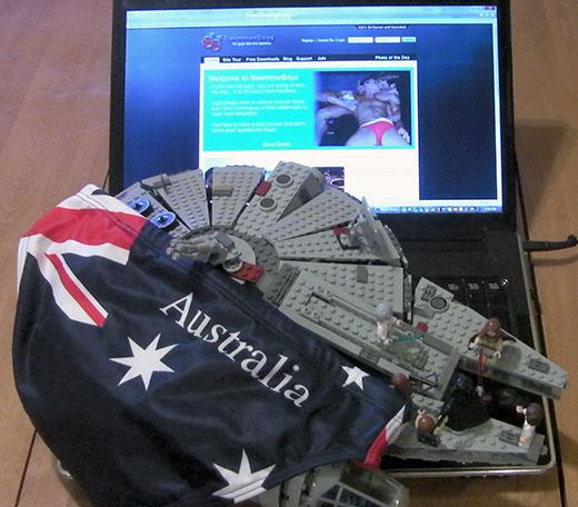 Aussie Turbo Speedos