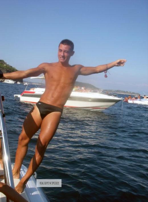 Speedo Boat