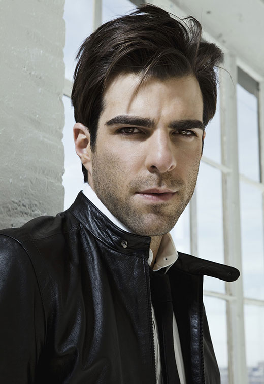 Is Zachary Quinto gay?