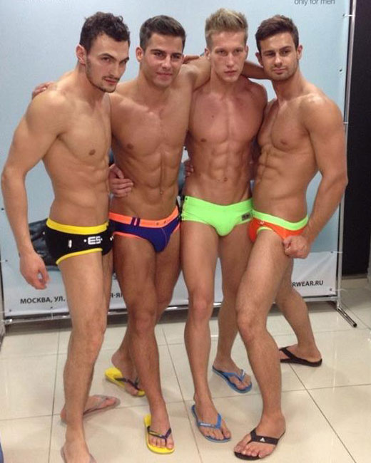 Speedo Foursome