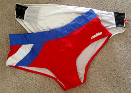 My AussieBum Collection
