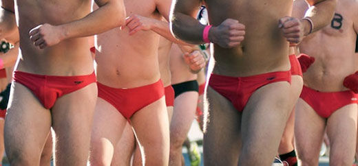 Speedo Christmas