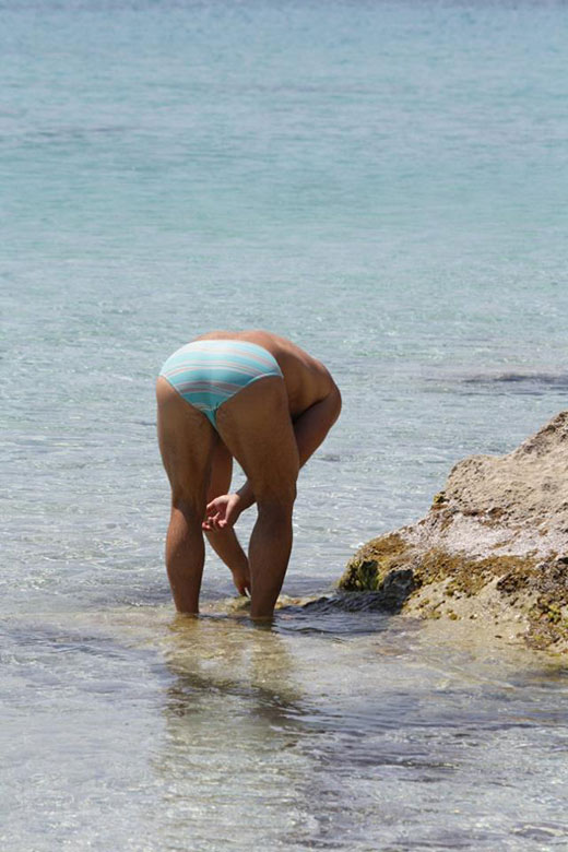 Speedo Bend Over