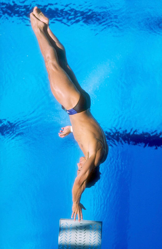Greg Louganis - Gay Olympian