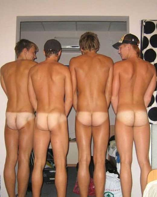 hot men with tan lines