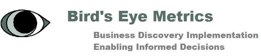Bird's Eye Metrics