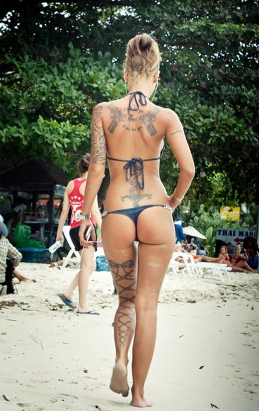 G-String Tattoos
