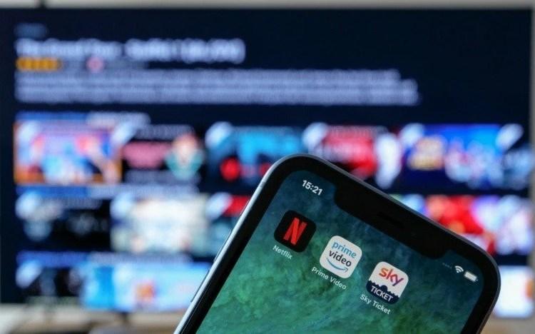 Blog Elke Wirtz  Amazon, Netflix und Sky:  Das goldene Streaming-Zeitalter ist wohl bald vorbei Business Global