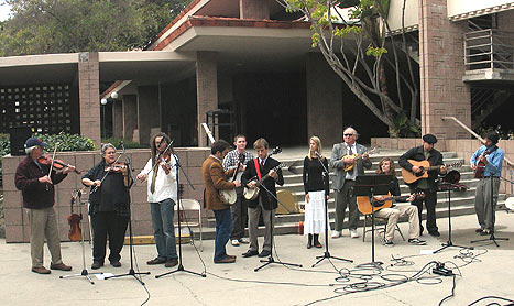 UCSB Old Time Music Performance Ensemble