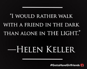 girlfriends Helen Keller