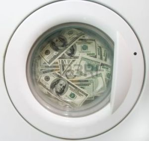 I would like to know where to get a washing machine that pays in dollars. Mine only gives change.