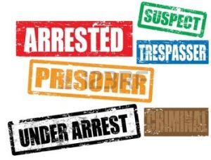 You can have the criminal treatment without arrest when you travel.