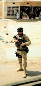 Alvis in Iraq, 2005