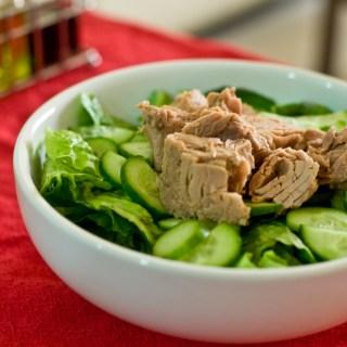 Tuna Salad Two Ways