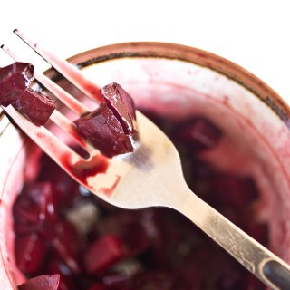 How to make Balsamic & Allspice Pickled Beets