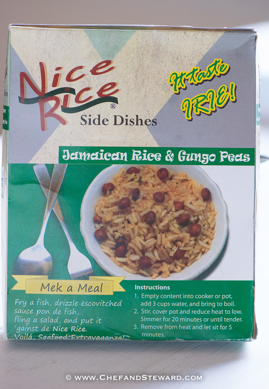NIce Rice Jamaican Ready to Cook Rice and Peas-4