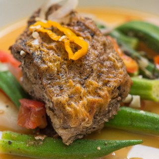 Jamaican Brown Stew Fish Recipe