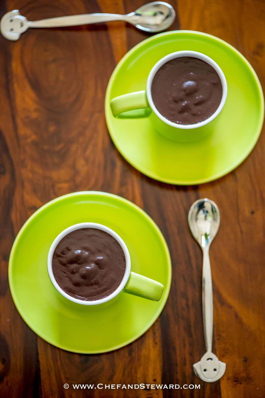 Homemade Nutella Chocolate Pudding   Chef and Steward®
