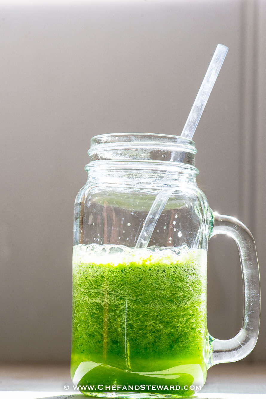 Cleansing Green Juice that Increases Metabolism-5