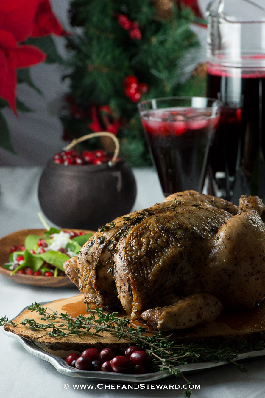 Christmas jamaican style recipes and more chef and steward jamaiacan christmas table spread 1 forumfinder Gallery