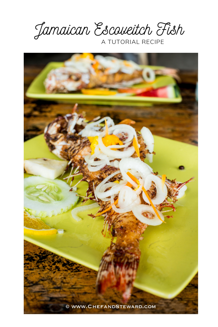 Best Jamaican Escoveitch Fish Recipe