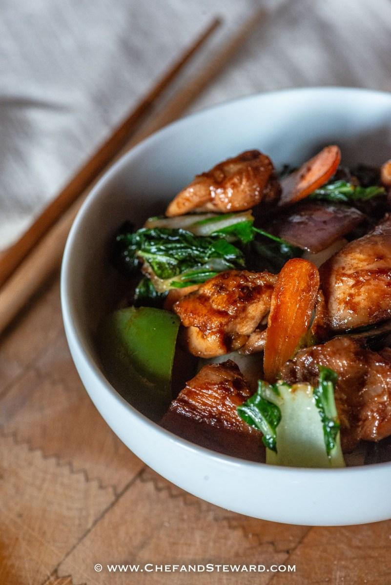 Keto Chicken Chop Suey Recipe and a Weightloss Coaching Programme