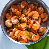 Best EVER Jamaican Pepper Shrimp Recipe