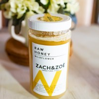 Zach and Zoe Creamed Honey