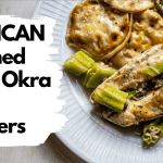Jamaican steamed fish picture high res with close up of grouper steak and steamed crackers and okra